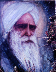 M. Kirpal painting by Arran